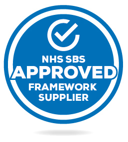 NHS Shared Business Services Approved Framework Supplier