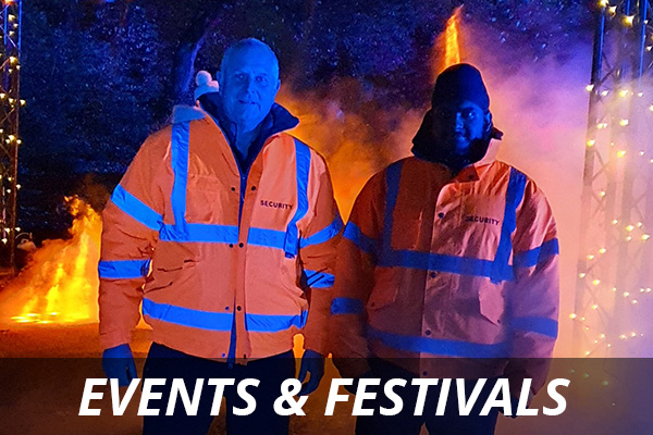 Event & Festival Security